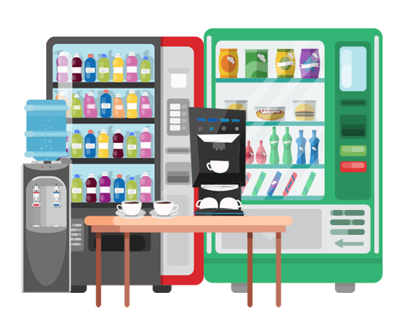 All Machines - Hallmark Vending - Making Decisions as Simple as